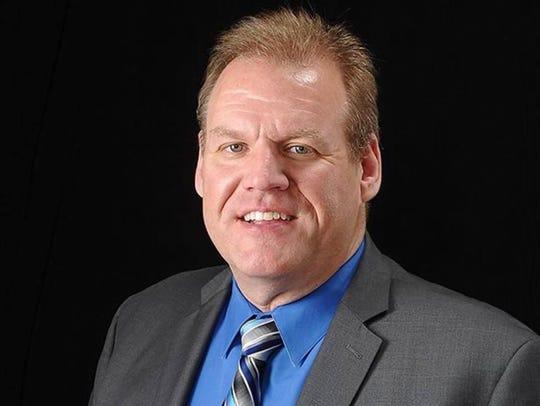 Clinton Township Trustee Dean Reynolds