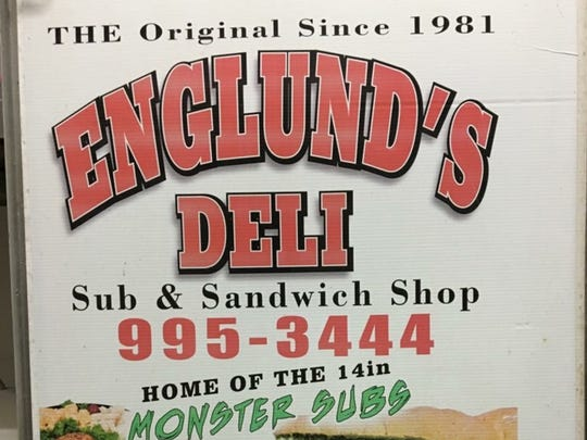 The Original Englund's Deli reopened Feb. 1 on Fowler Street in Fort Myers.