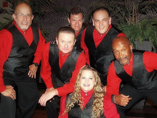 Vocal group Desire comes to Rockaway on Aug. 13. According to its website, Desire specializes in music from the 50s and 60s.