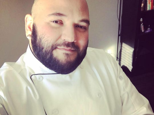 Aaron Curiel: Owner, executive chef, The Velvet Buttercream,