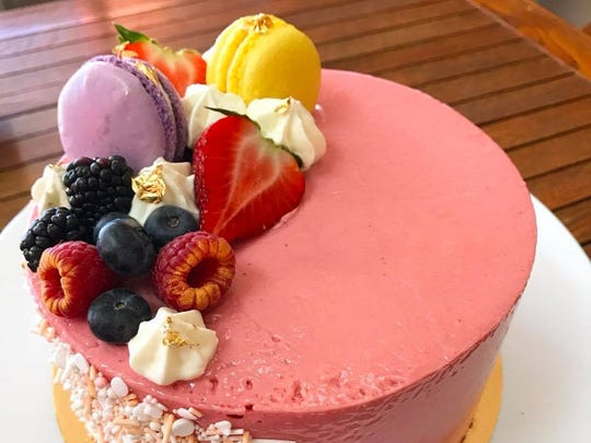 Bella Cora bakeries is offering special cakes for Mother's Day.