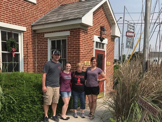 Half Pint Creamery owners purchase the Little Red Schoolhouse
