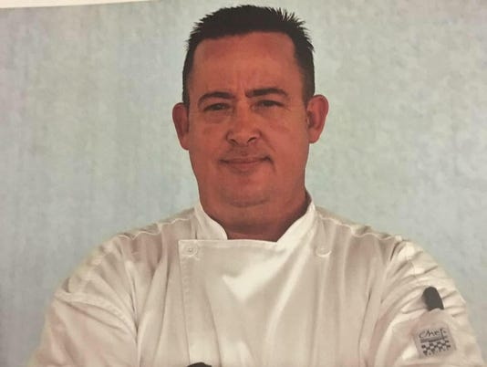 Chef Rich Howze