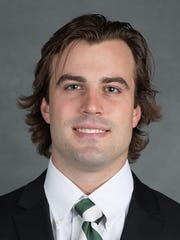 J.T. Stenglein scored sparingly as a freshman and sophomore at Michigan State, but this season as a junior he was averaging 2 points every three games heading into the weekend.