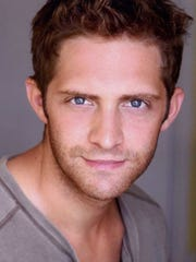 "Colin Hanlon plays Willum in Larry Shue's ""The Nerd"""