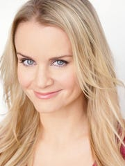 """Kate Reinders plays Tansy in Larry Shue's """"The Nerd"""""""