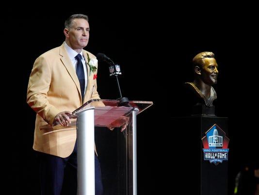 NFL: Pro Football Hall of Fame-Enshrinement