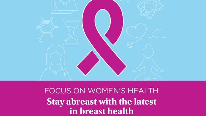 Stay abreast with the latest in breast health