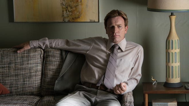 "Ewan McGregor plays Swede Levov in ""American Pastoral."""