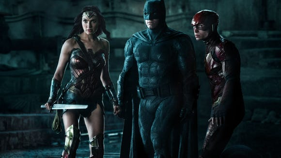 'Justice League' didn't have the same critical success