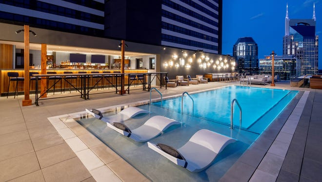 TENN on Top opens March 28 in downtown Nashville.