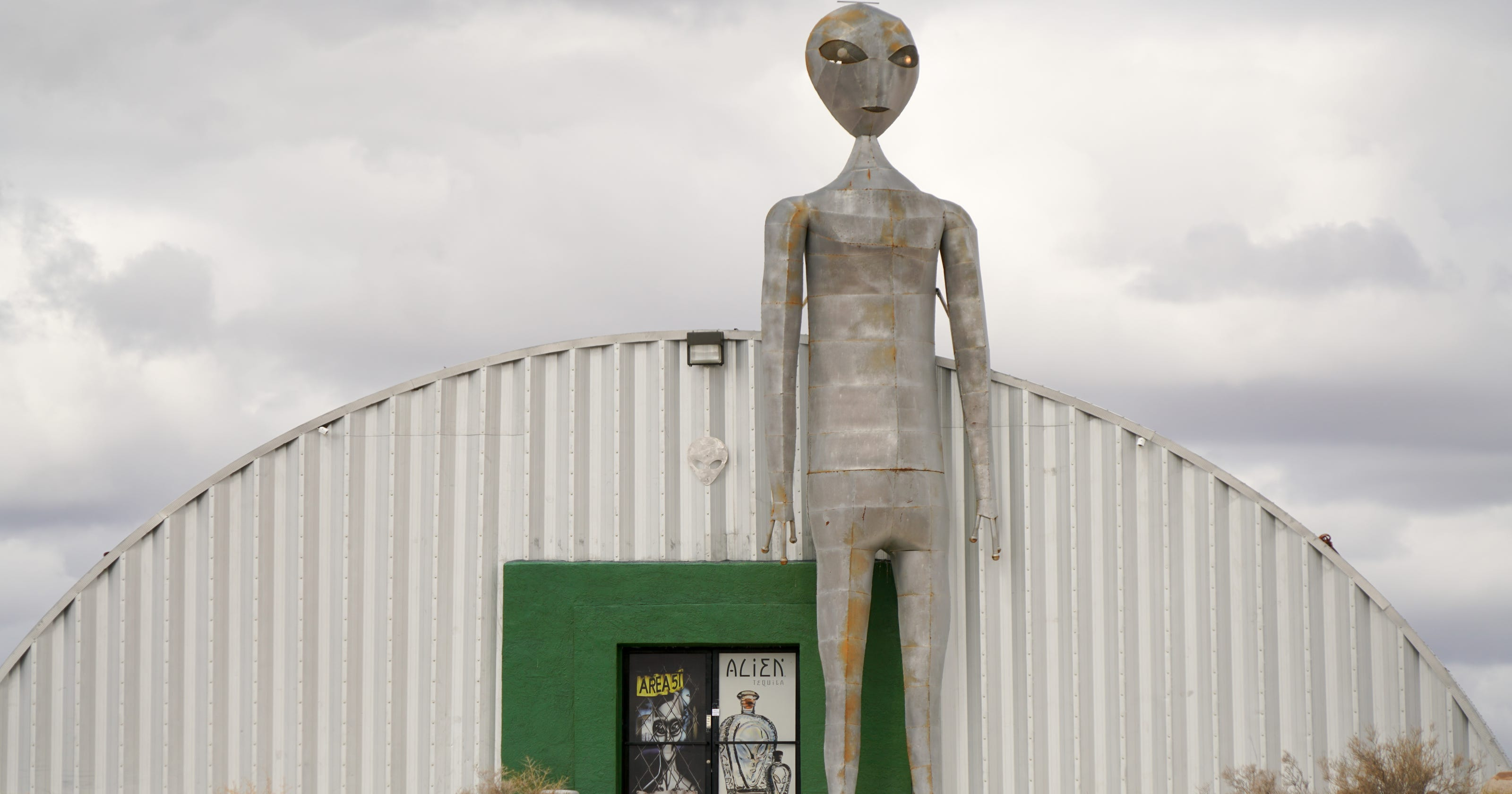 How 'Storm Area 51' became our new UFO reality