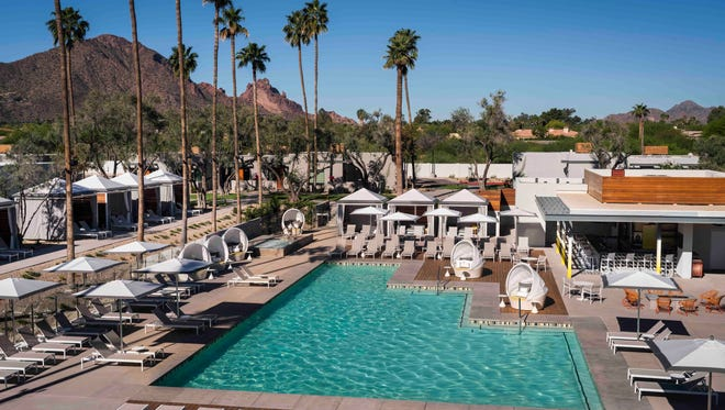 The 23-acre desert escape has stunning views of Camelback Mountain and 201 guestrooms and suites.