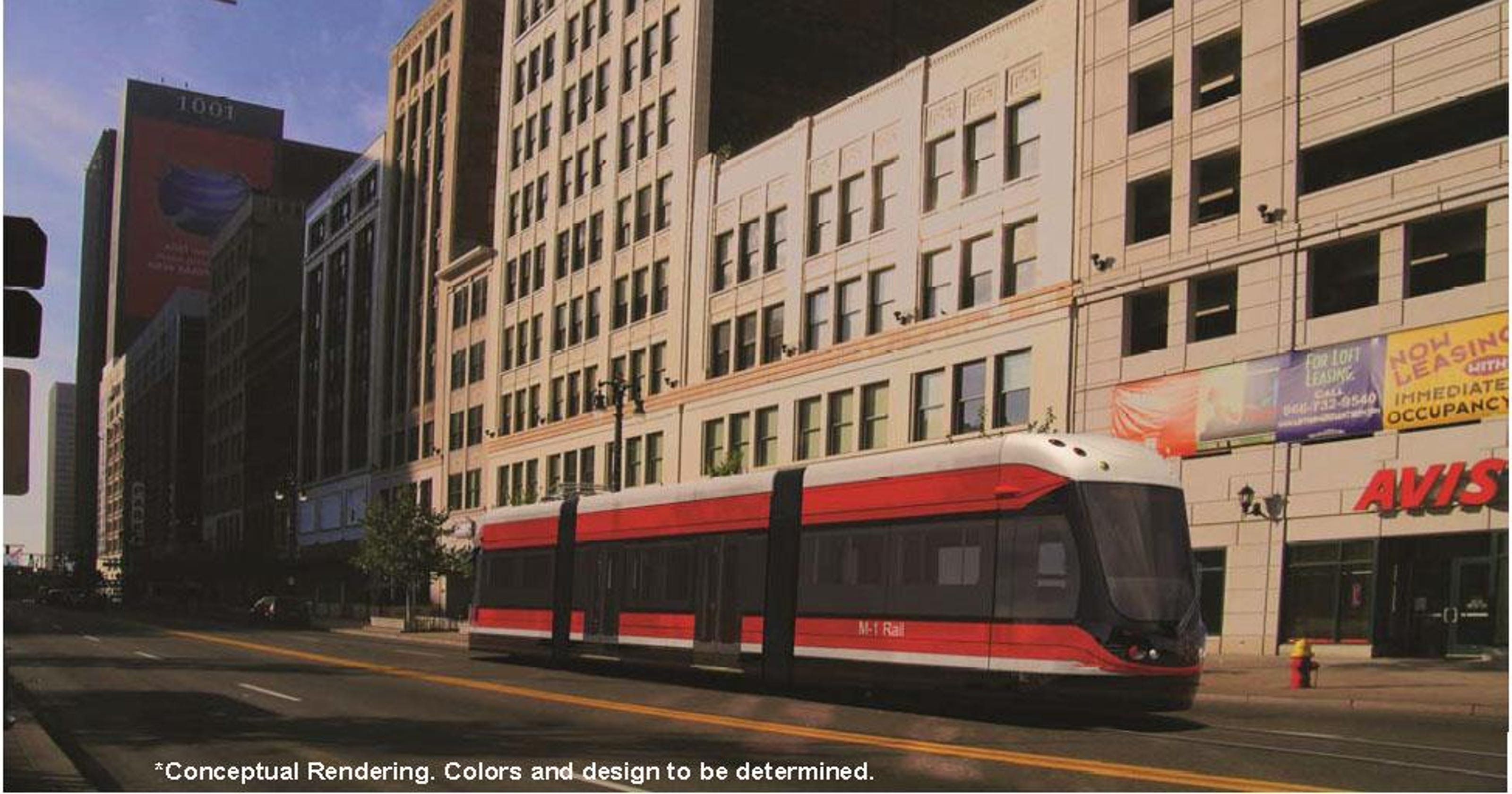 M-1 Rail buying 6 off-wire streetcars for $32M