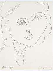 Henri Matisse After RB Skira 1948