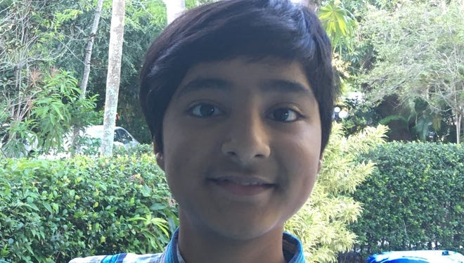 Hidden Oaks Middle School eighth-grader Avinash Kumar will compete against the nation's top spellers in the Scripps National Spelling Bee.