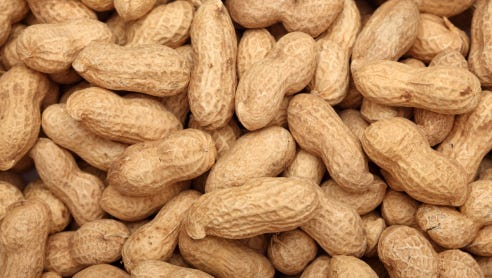 For one night, fans at the April 29 Indianapolis Indians game, won't be eating peanuts.