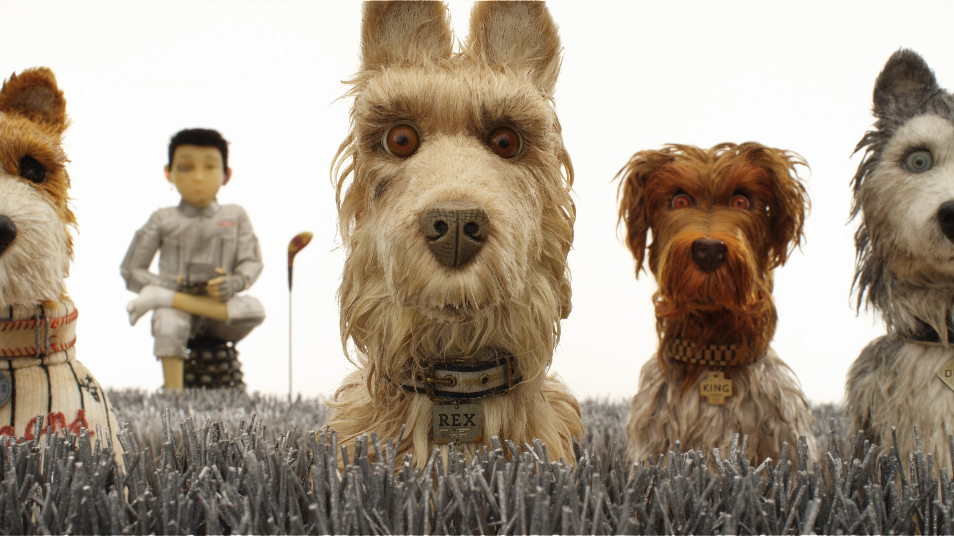 Isle Of Dogs Is Quirky As Fido