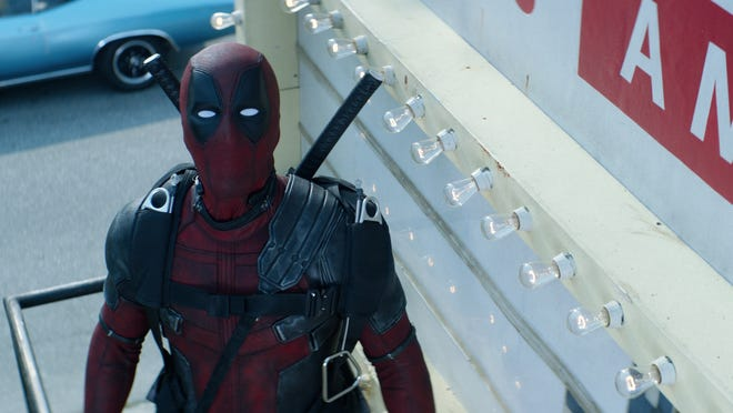 Ryan Reynolds stars as Deadpool in Twentieth Century Fox's DEADPOOL 2. Photo Credit: Courtesy Twentieth Century Fox.