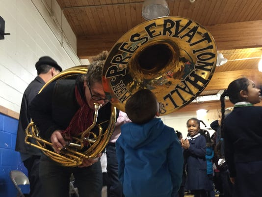 Preservation Hall Jazz Band at Hope Academy