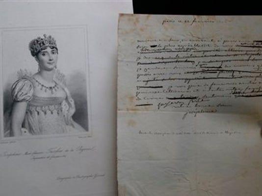 France Great Women's Letters