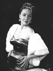 Tao Porchon-Lynch during her Hollywood days.