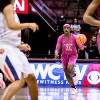 Women's Basketball vs. Clemson