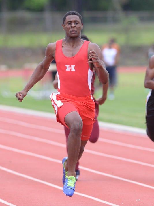 Haughton Bucs relays