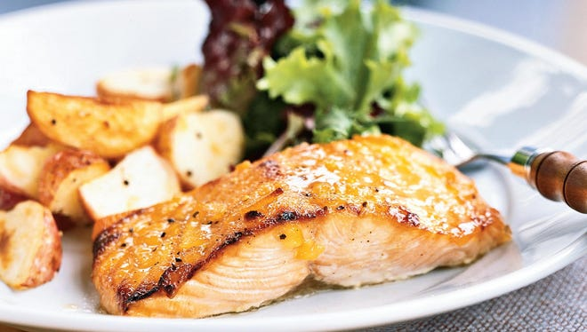 Doctors are recommending that pregnant women eat a minimum of two to three servings of fish a week.