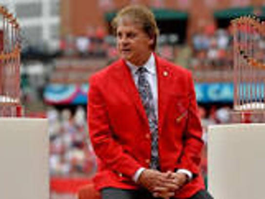 Tony La Russa guided the St. Louis Cardinals to World