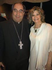 Catholic Bishop Michael Duca, of the Diocese of Shreveport,