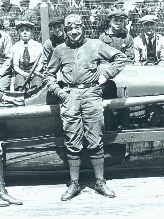 Midway Auto Group >> Old Lafayette: Roscoe Sarles, city's first auto racing hero
