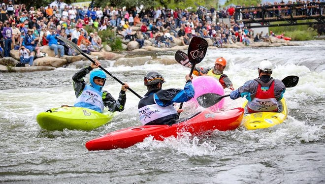 The Reno River Festival is Saturday-Sunday at Wingfield Park.