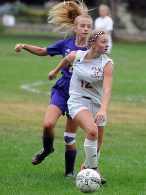 Senior Nicolette MacDonald and the Pompton Lakes girls' soccer team are off to a 3-0 start after shutting out rivals Eastern Christian this past Wednesday afternoon.