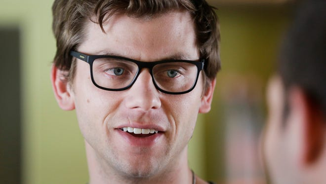 """Charlie Berens is the host of the popular YouTube show, """"Manitowoc Minute."""""""