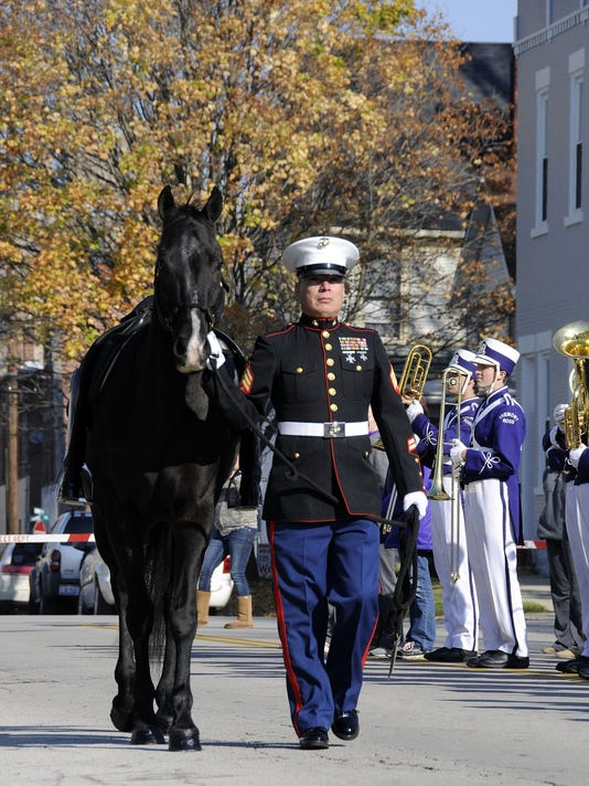 Fremont hosting parade to honor veterans