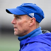 Memorial's Bill Vieth named NFHS coach of the year