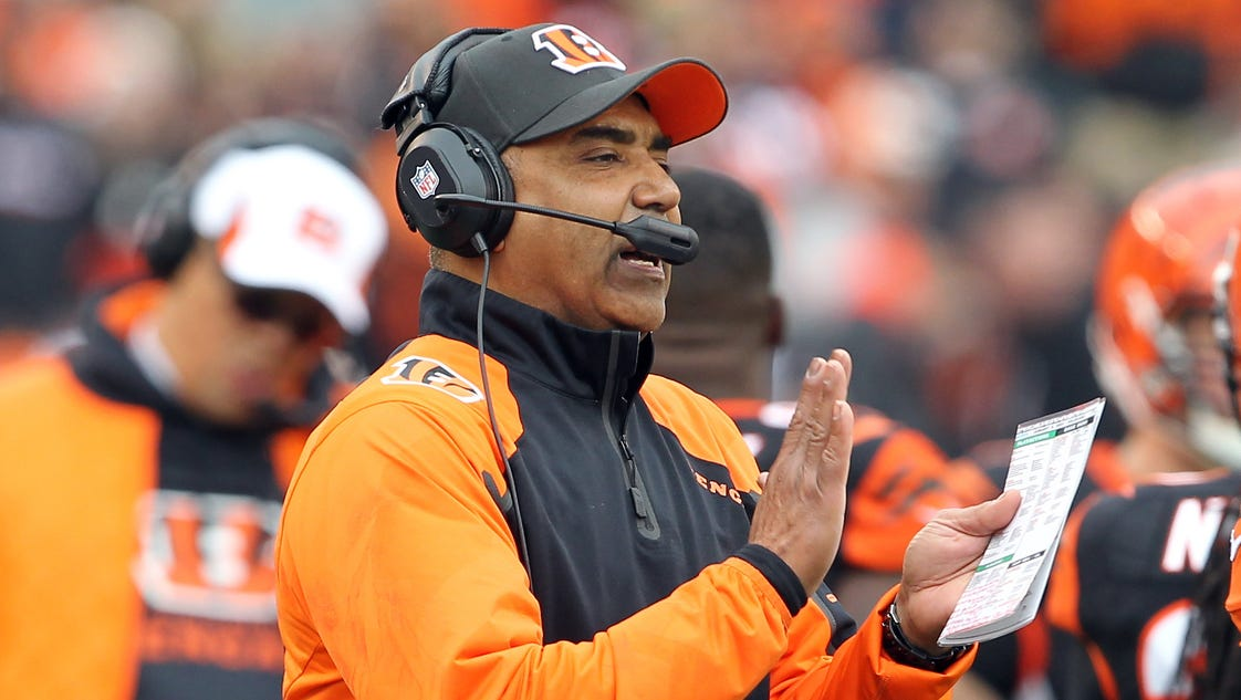 Bengals Extend Marvin Lewis Deal Into 2015