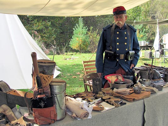 The Ma & Pa Railroad Heritage Village at Muddy Creek Forks will hold its annual World War I encampment this weekend. The event will be held at the Ma & Pa Railroad Heritage Village, 1258 Muddy Creek Forks Road in Lower Chanceford Township.