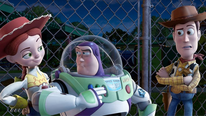 """A scene from """"Toy Story 2"""""""