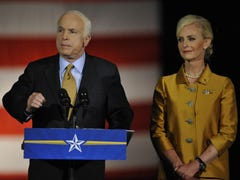 'It was never meant to be'— John McCain fails in 2nd presidential bid