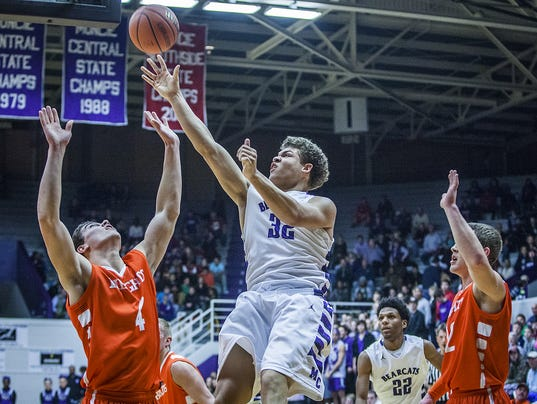 Recruiting profile: Muncie Central's Andre Jones