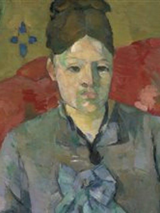 Paul Cezanne, Madame Cezanne