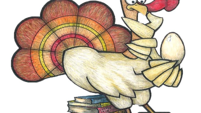 """""""The Turkey or the Egg?"""" Tom Kettler, 53."""