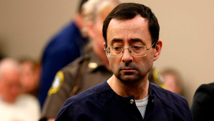 27 bills stemming from Nassar scandal get Michigan House OK
