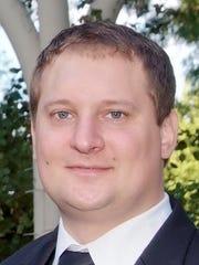 Pilot Nathan Saari was killed in a Feb. 22 crash outside