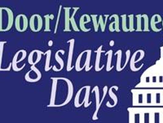 Door Kewaunee Legislative Days logo