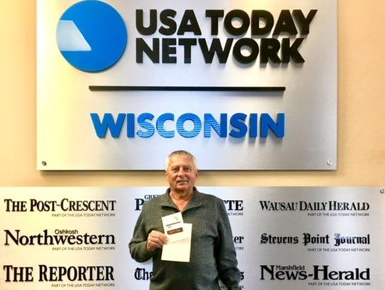 Insider winner - Donald Pelkey
