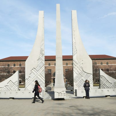 Class of 1939 Water Sculpture Monday, February 13,
