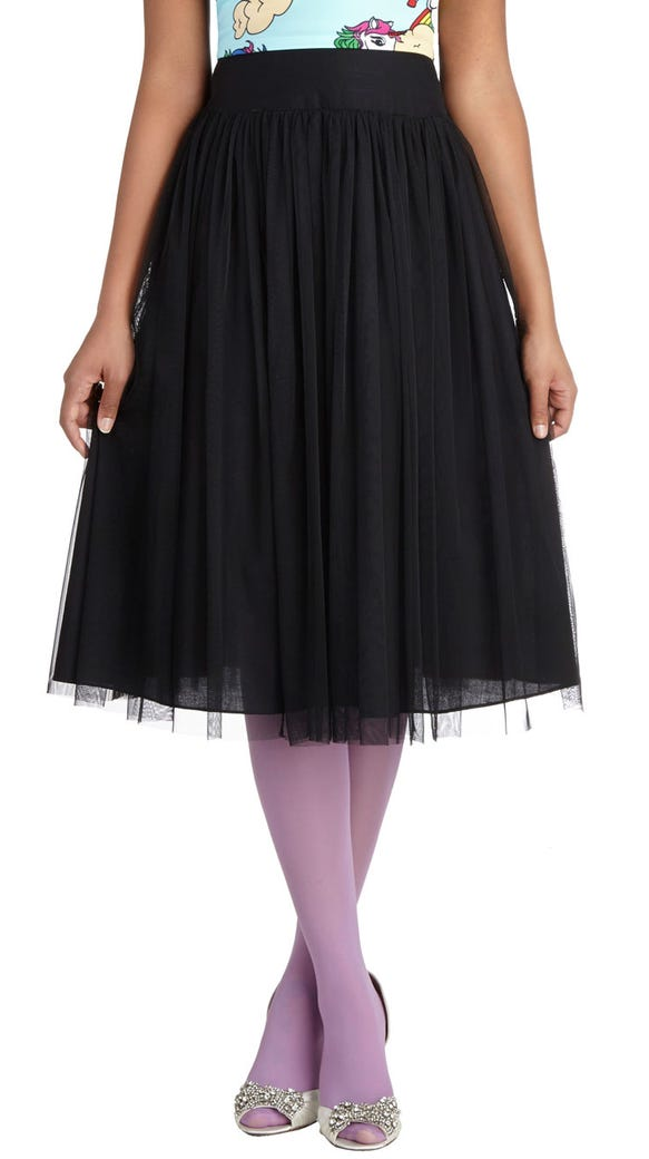 Midnight ballerina skirt
